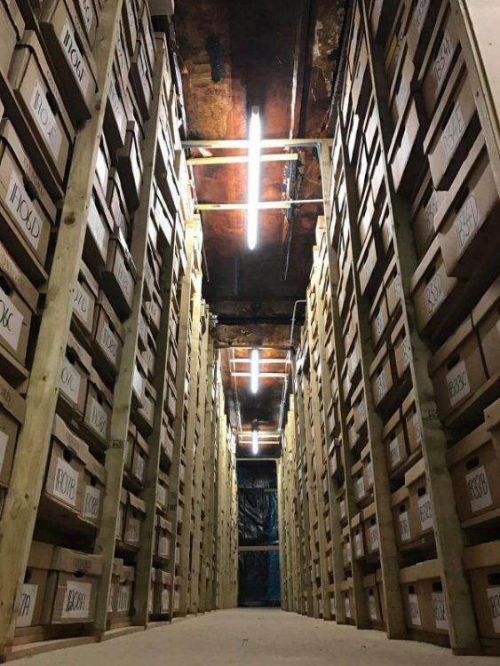 Box stoargae Maidstone